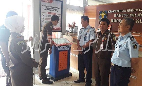 Rupbasan Bandung & Kejari Bandung Koordinasikan Barang Bukti Inkracht