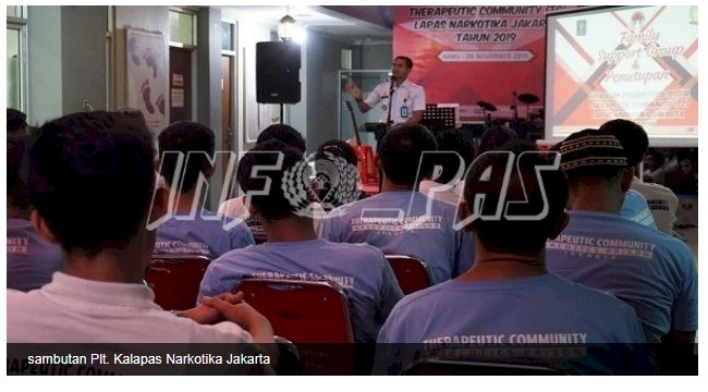 Kegiatan Family Support Group Hadirkan Keluarga WBP LPN Jakarta