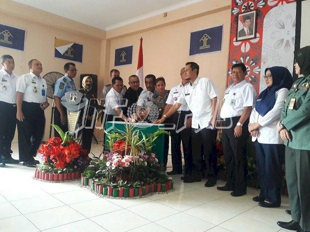Rupbasan Bandung Luncurkan Aplikasi SIBABA
