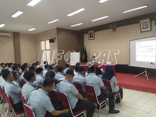Taruna Crash Program Lakukan Studi Lapangan di LPN Jakarta