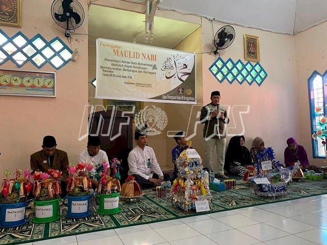 Meneladani Akhlak Nabi Muhammad SAW Melalui Peringatan Maulid di LPP Sungguminasa