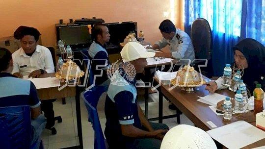 Gandeng BNNK Bone, Lapas Watampone Adakan Skrining ASSIST