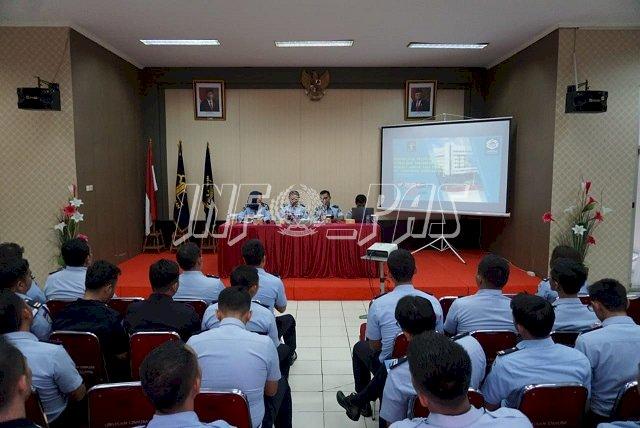 LPN Jakarta Fasilitasi Sosialisasi Simpeg & Penegakan Disiplin Pegawai