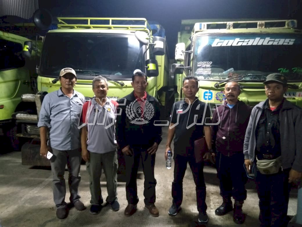 Rupbasan Bandung Simpan Kendaraan Berat Titipan PPNS Kementerian Lingkungan Hidup & Kehutanan
