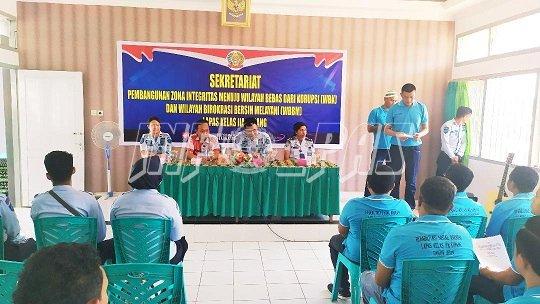 Family Support Group Dukung Pemulihan WBP Lapas Kupang