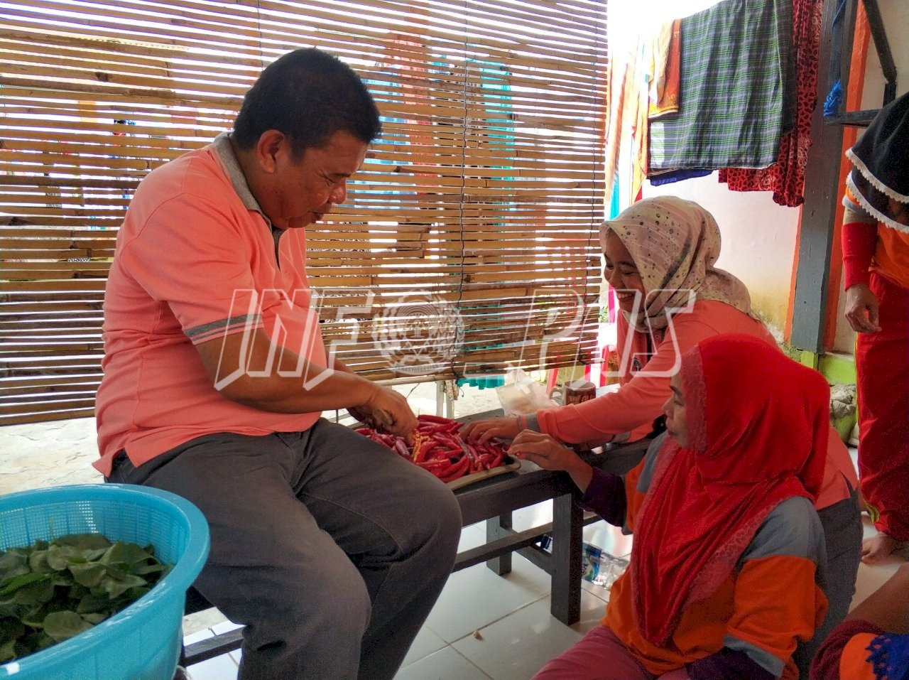 Lapas Watampone Bina WBP Perempuan Dengan Kegiatan Masak-Memasak