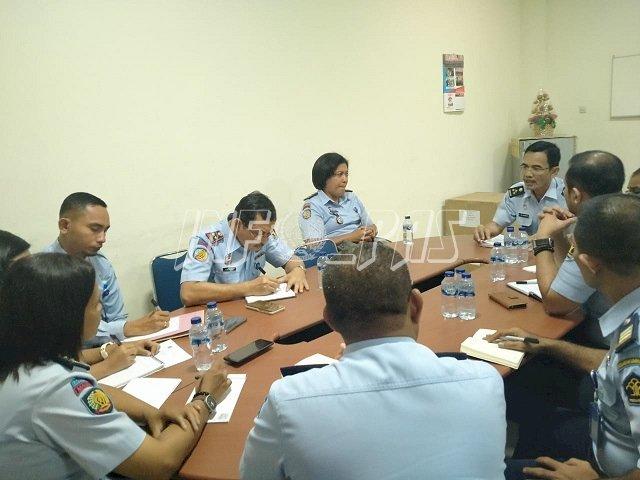 Kumpulkan Ka. UPT PAS, Kadiv PAS Maluku Bahas Sejumlah Penting