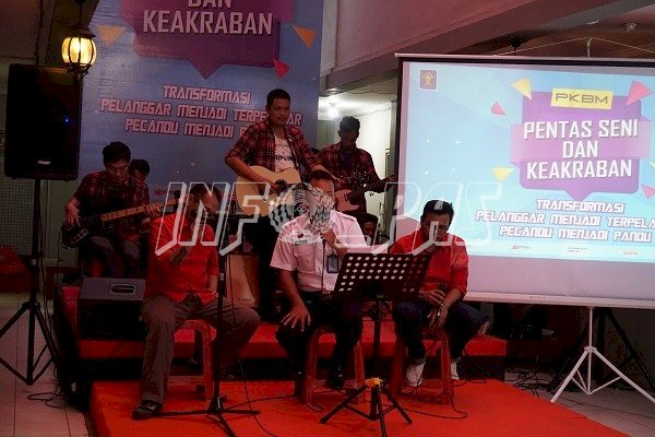 PKBM LPN Jakarta Gelar Pentas Seni & Keakraban