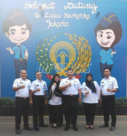 Kadiv PAS DKI Jakarta Optimis LPN Jakarta Sukseskan Program Rehabilitasi Sosial & Medis