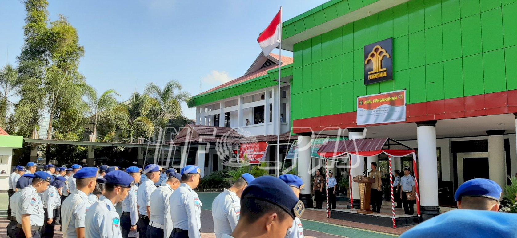 Satopspatnal KemenkumHAM Sulawesi Tenggara Telah Dikukuhkan