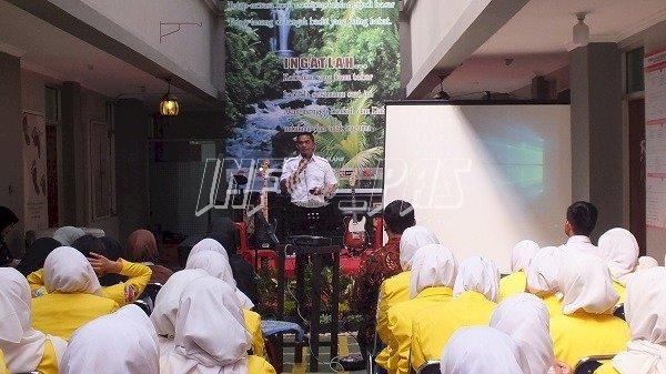 Kedatangan Mahasiswa UI Bantu Optimalkan Kesehatan Jiwa WBP LPN Jakarta