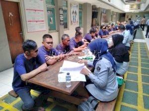 Crash Program WBP, LPN Jakarta Kedatangan PK Bapas Jaktim-Utara