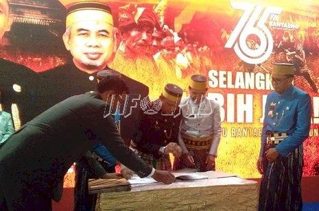 Rutan & Pemkab Bantaeng Sepakati PKS Pembinaan & Pendidikan Rohani Bagi WBP