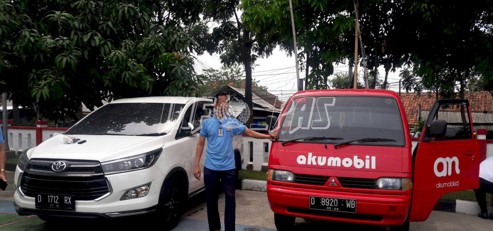 Rupbasan Bandung Simpan 10 KR4 & 5 KR2 Titipan Polrestabes Bandung
