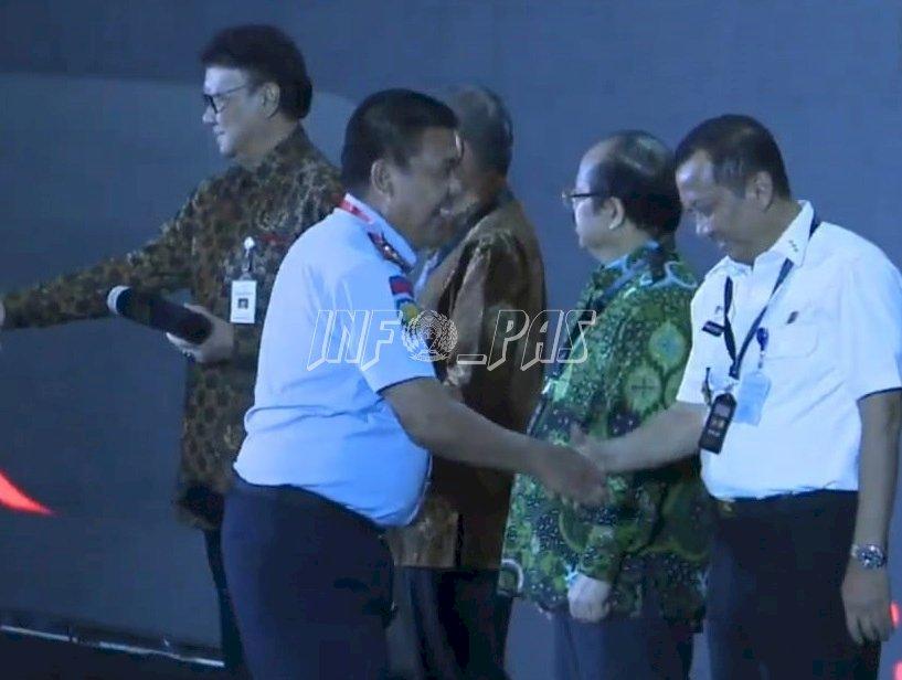 Lapas Watampone Raih Penghargaan Satker WBK & Ramah HAM