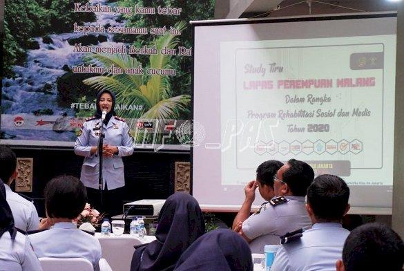 LPP Malang Lakukan Studi Tiru ke LPN Jakarta