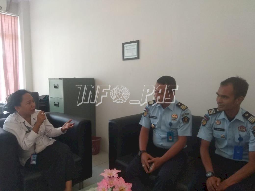 LPN Kasongan Koordinasikan Program Rehabilitasi Dengan BNNP Kalteng