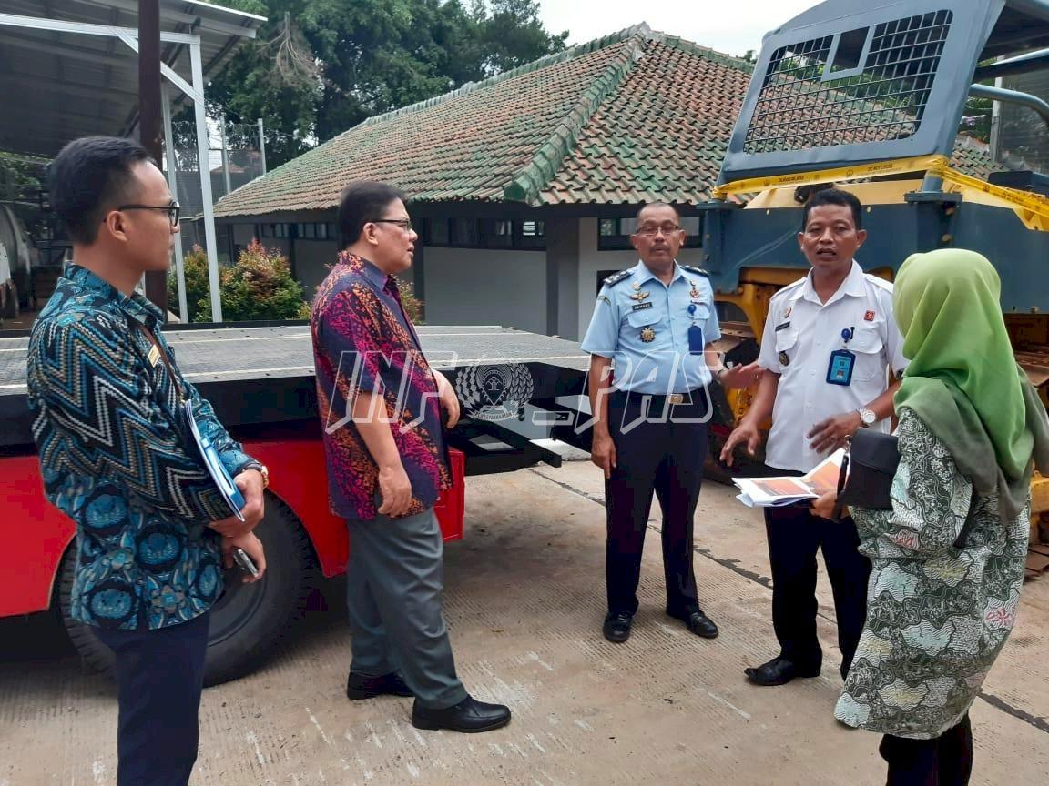Upaya Tingkatkan Mutu Pelayanan, Rupbasan Bandung Ikuti Rapid Assessment