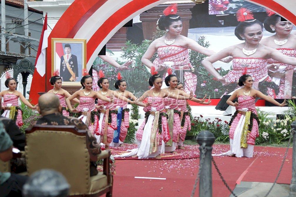Tari Bedhaya Makaryo Utomo, Dari Narapidana Perempuan Untuk Indonesia Maju
