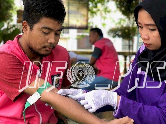 300 Warga Binaan Ikuti Konseling dan Skrining HIV/IMS di Lapas Kalianda