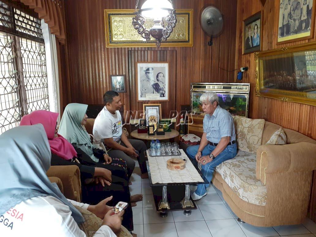 Lapas Pangkalan Bun Siapkan Pertemuan PIPAS se-Kalteng di Istana Kuning