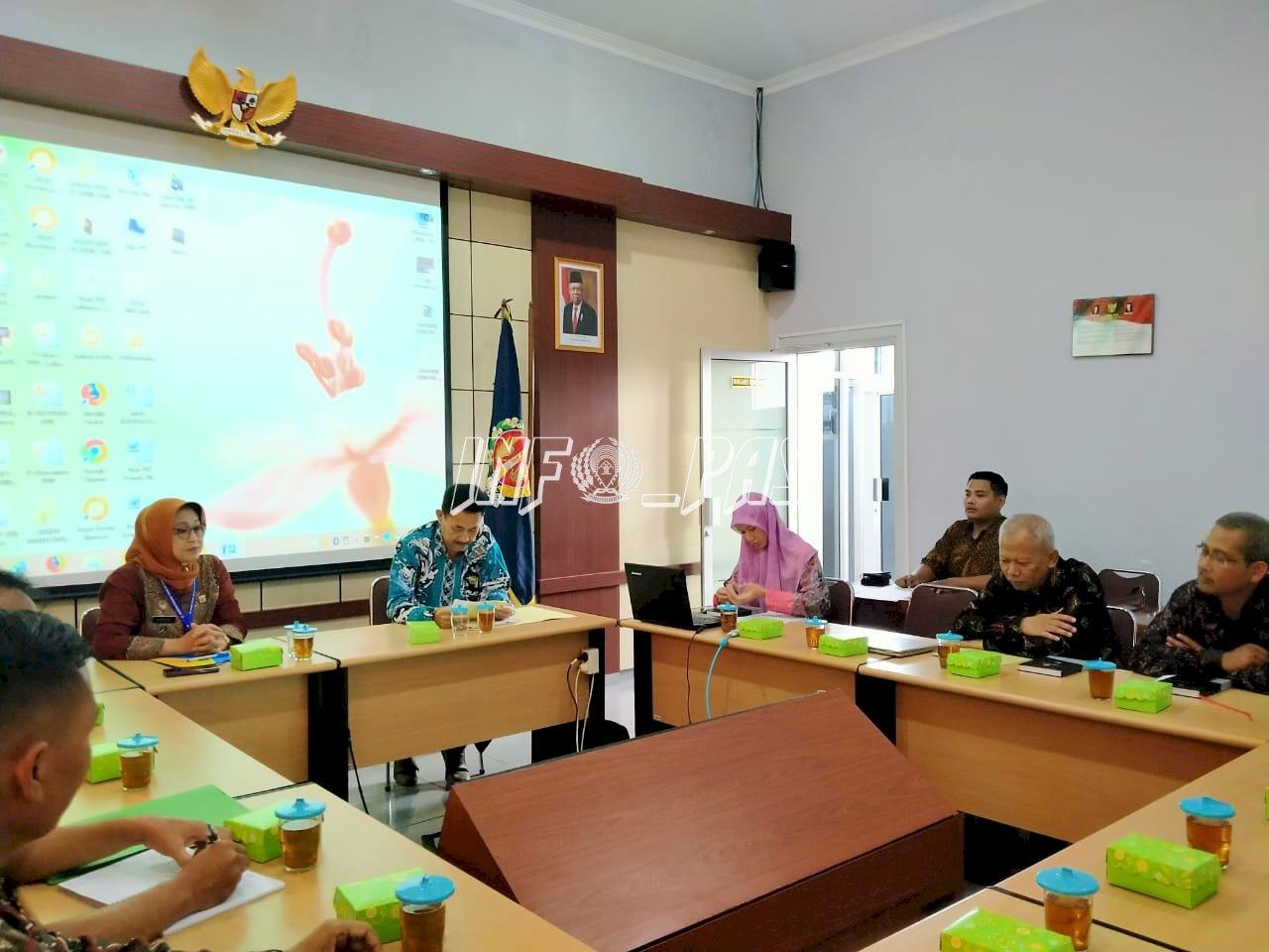 Divisi PAS DIY Pertajam Draf PKS Dengan Pemda DIY