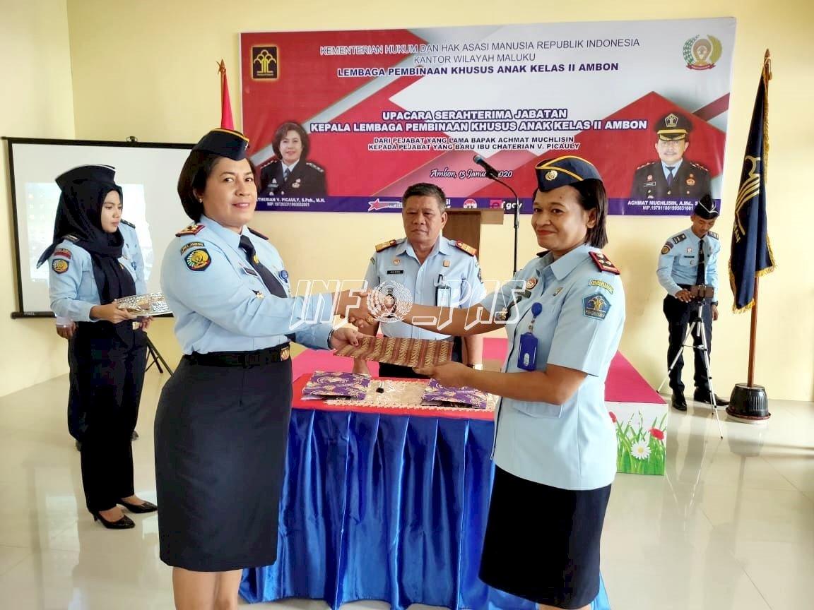 Ellen Margareth Risakotta Gantikan Catherian V. Picauly Pimpin LPP Ambon