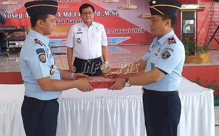 Alih Tugas, Budiman P. Kusumah Bersyukur Rutan Manado Aman & Tertib