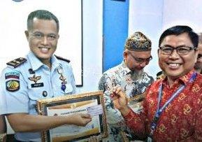 Lapas Muara Enim Kembali Raih Penghargaan IKPA