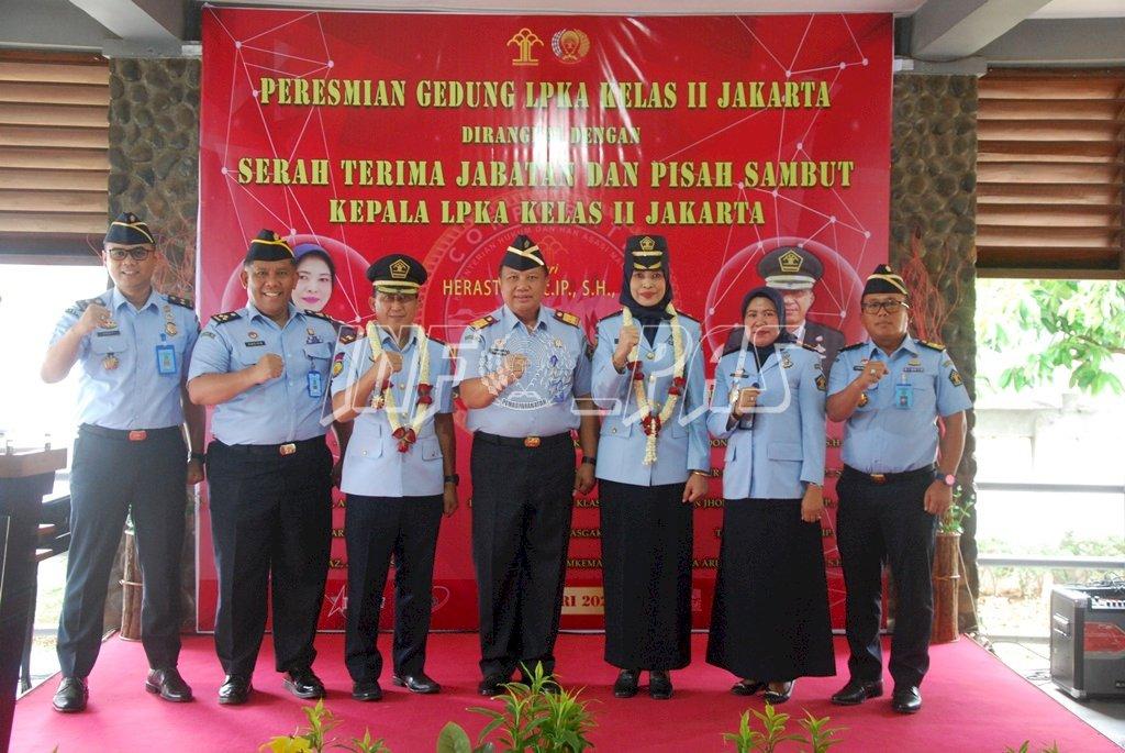 Serba Baru di LPKA Jakarta