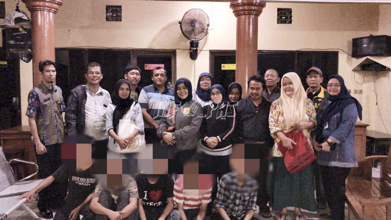 PK Bapas Jakarta Pusat Dampingi Diversi 5 ABH