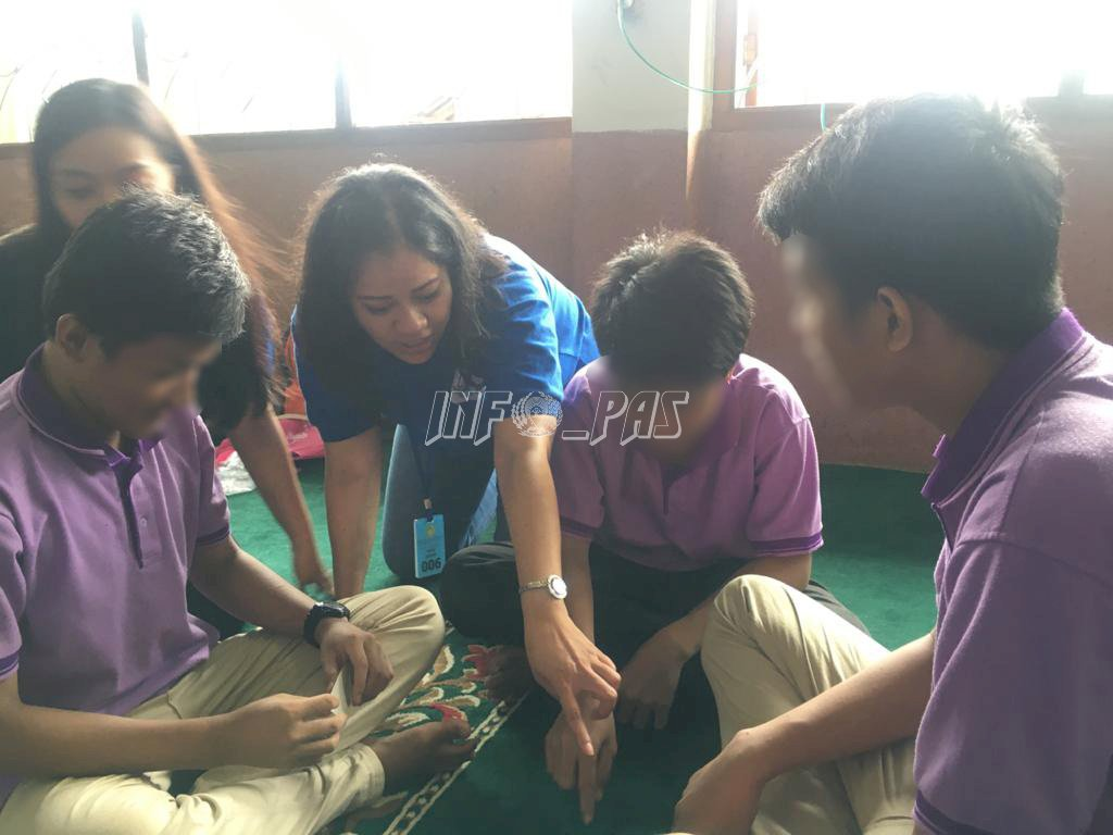 LPKA Jakarta Apresiasi Bakti Sosial Yayasan LIA