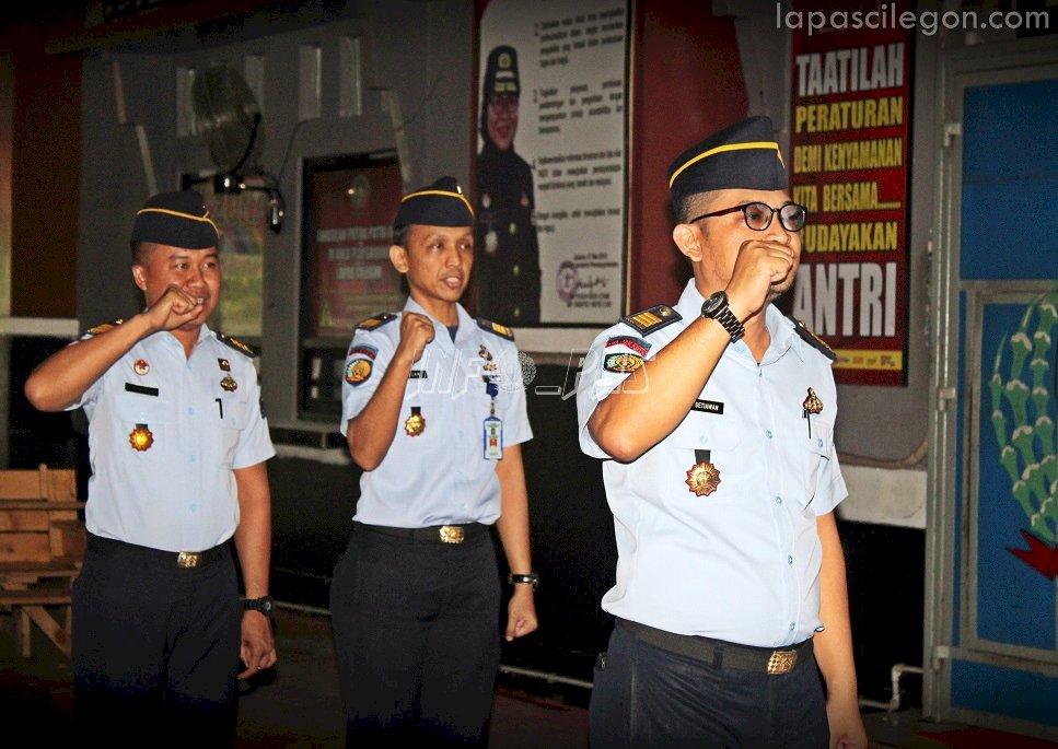 Semua Petugas Lapas Adalah Petugas Keamanan
