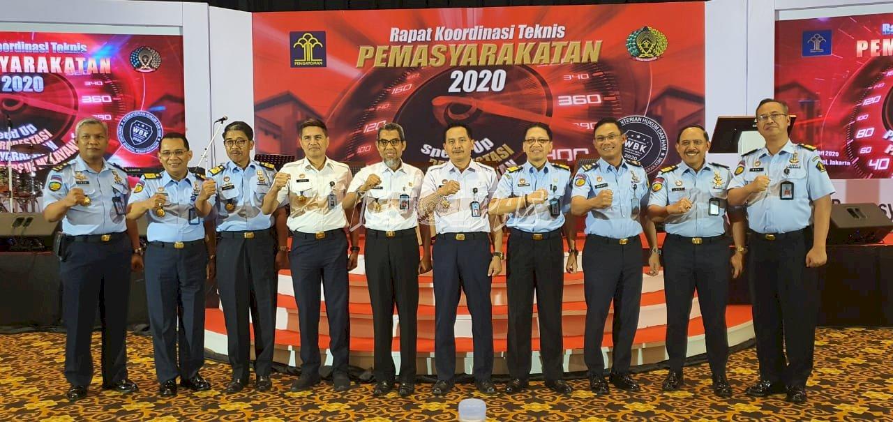 4 Staf Ahli Menkumham Ungkap Strategi Raih ZI WBK/WBBM