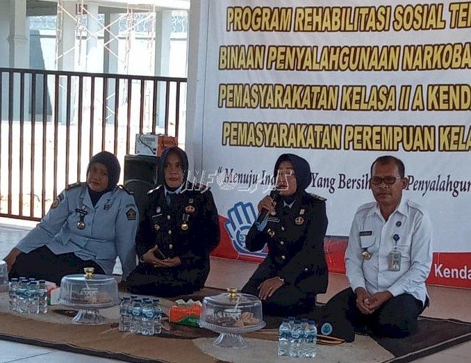 LPP Kendari Gandeng BNNP Sulbar Dalam Program Rehabilitasi Sosial