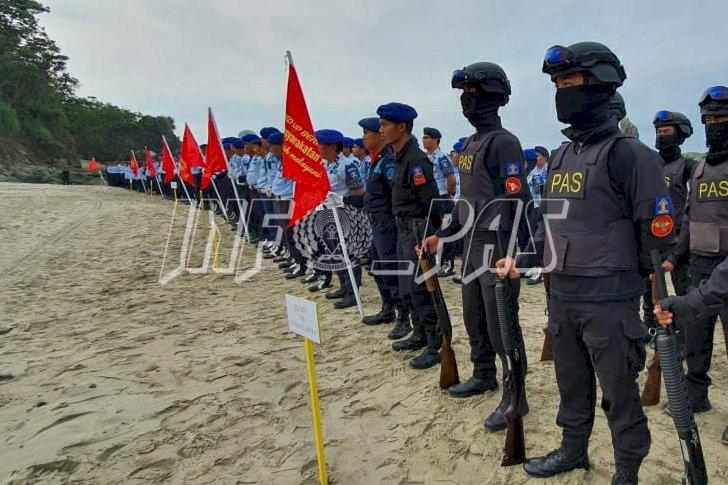 Pantai Permisan, Saksi Semangat Resolusi Pemasyarakatan Tahun 2020