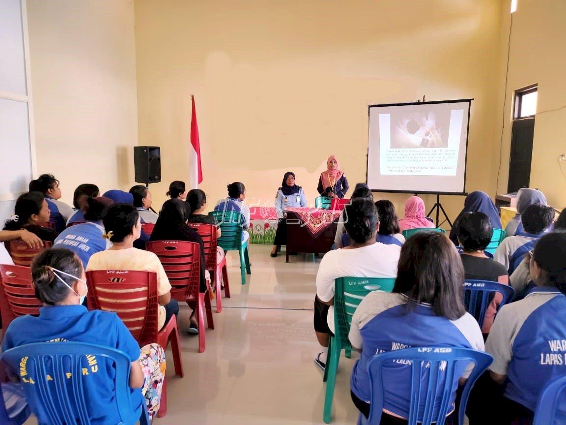 LPP Ambon Fasilitasi Sosialisasi YKI Cabang Maluku