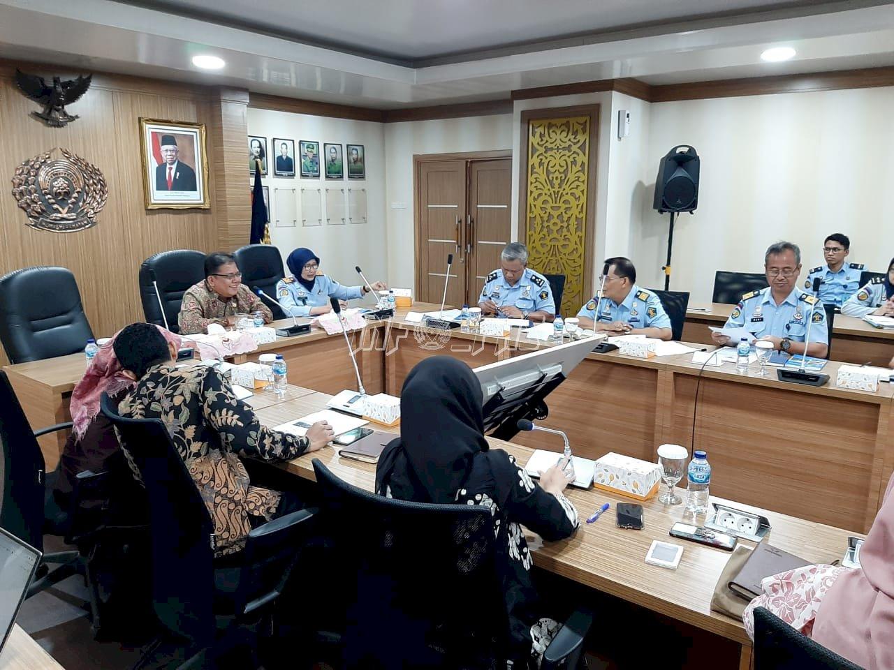 Ombudsman RI Apresiasi Pelayanan Publik & Kemudahan Fasilitas Bagi WBP