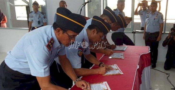 Bapas Palopo Siap Bangun ZI WBK/WBBM