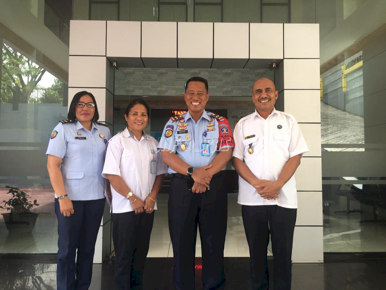 Lapas Ambon Koordinasikan Program Rehabilitasi Dengan BNNK Maluku