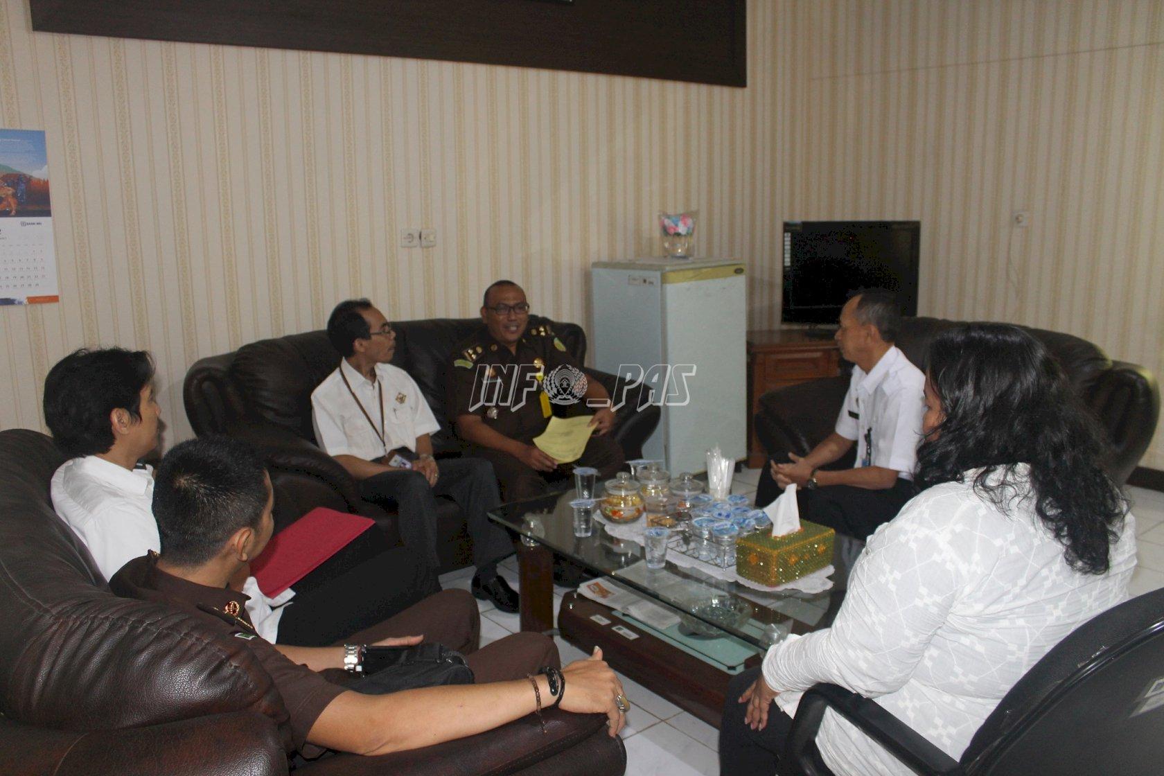 Kedatangan Tim BPK & Kejari, Ini Harapan Karupbasan Jakbar & Tangerang