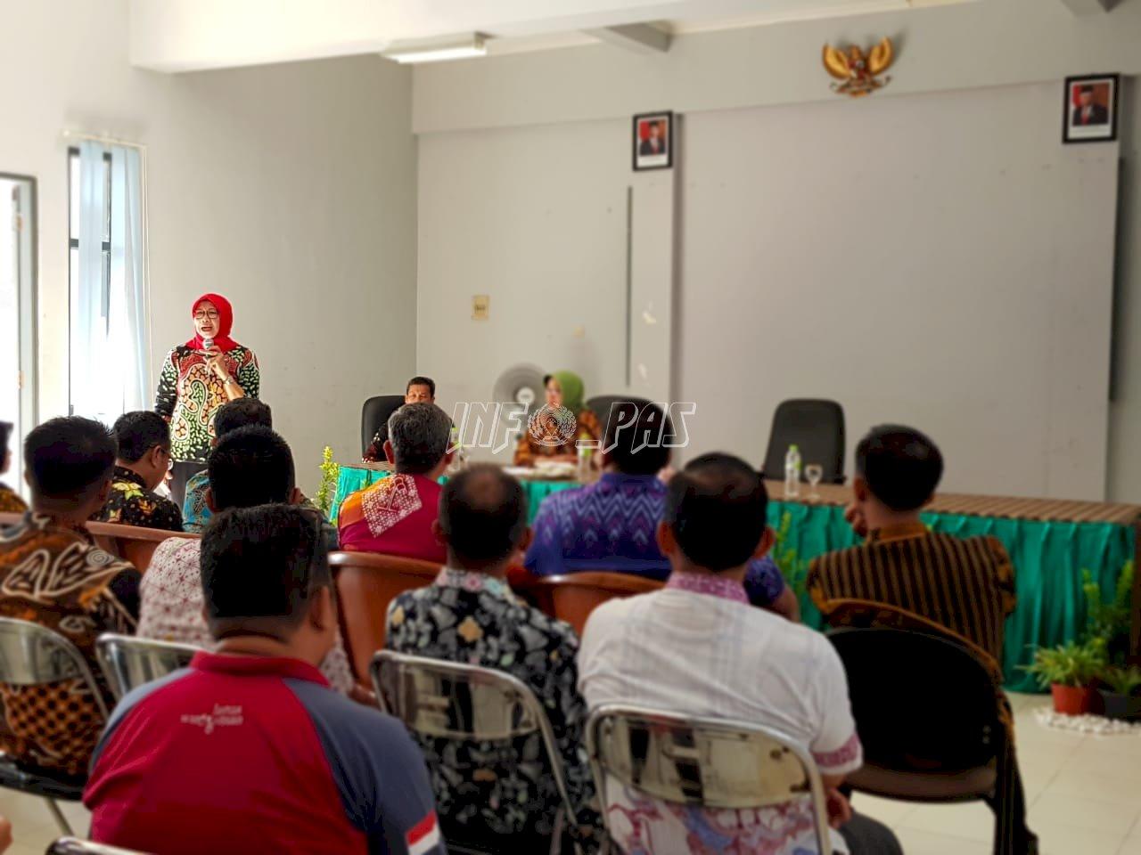 Dirjen PAS Dorong Seluruh UPT Pemasyarakatan di Yogyakarta Raih WBK