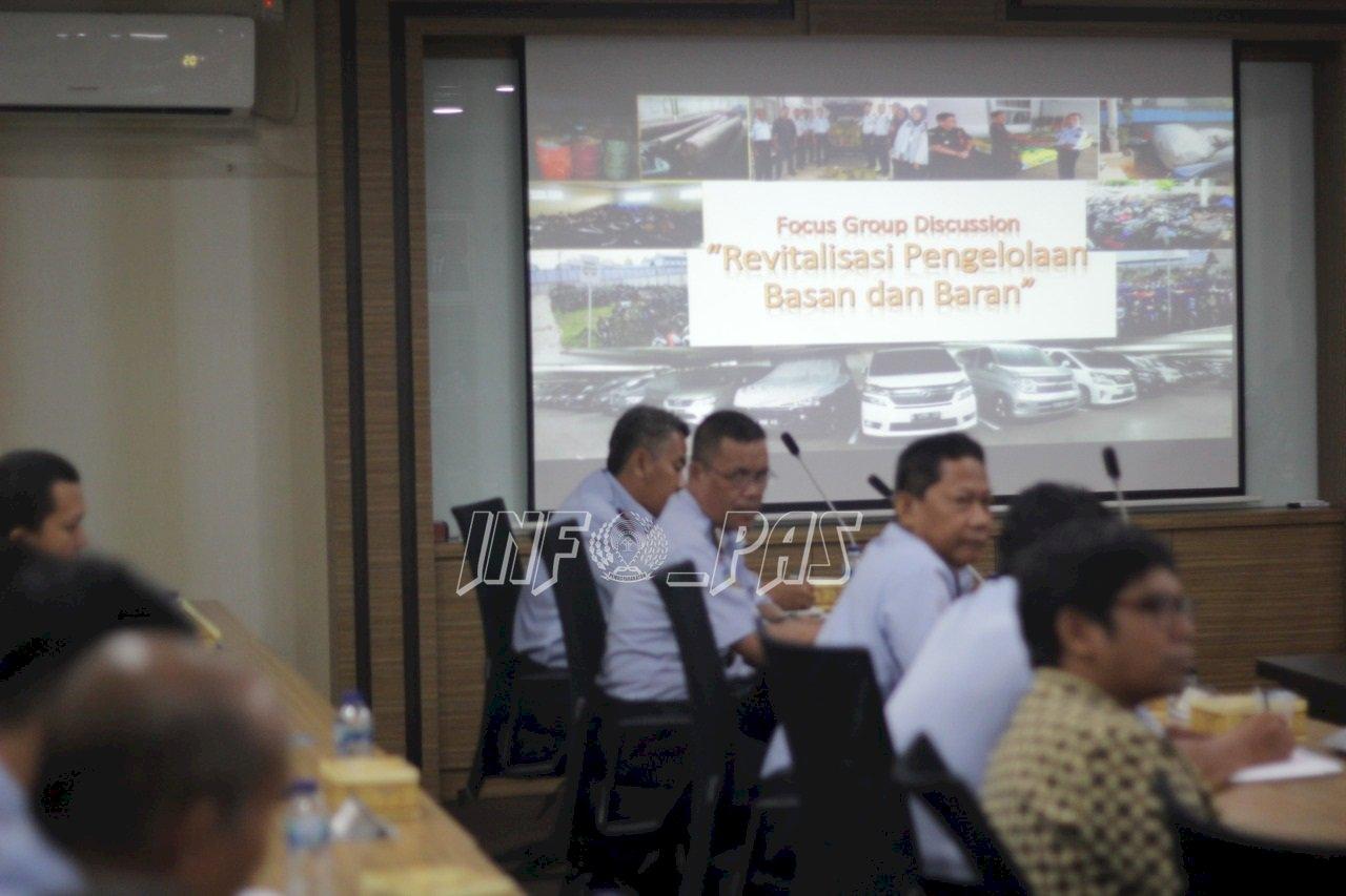 Revitalisasi Pengelolaan Basan Baran, Upaya Strategis Tingkatkan PNBP dan Kepastian Hukum