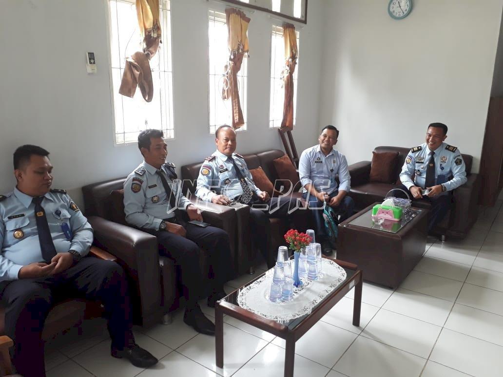 Tingkatkan Pelayanan, LPKA Bandar Lampung Verifikasi Survei IPK dan IKM