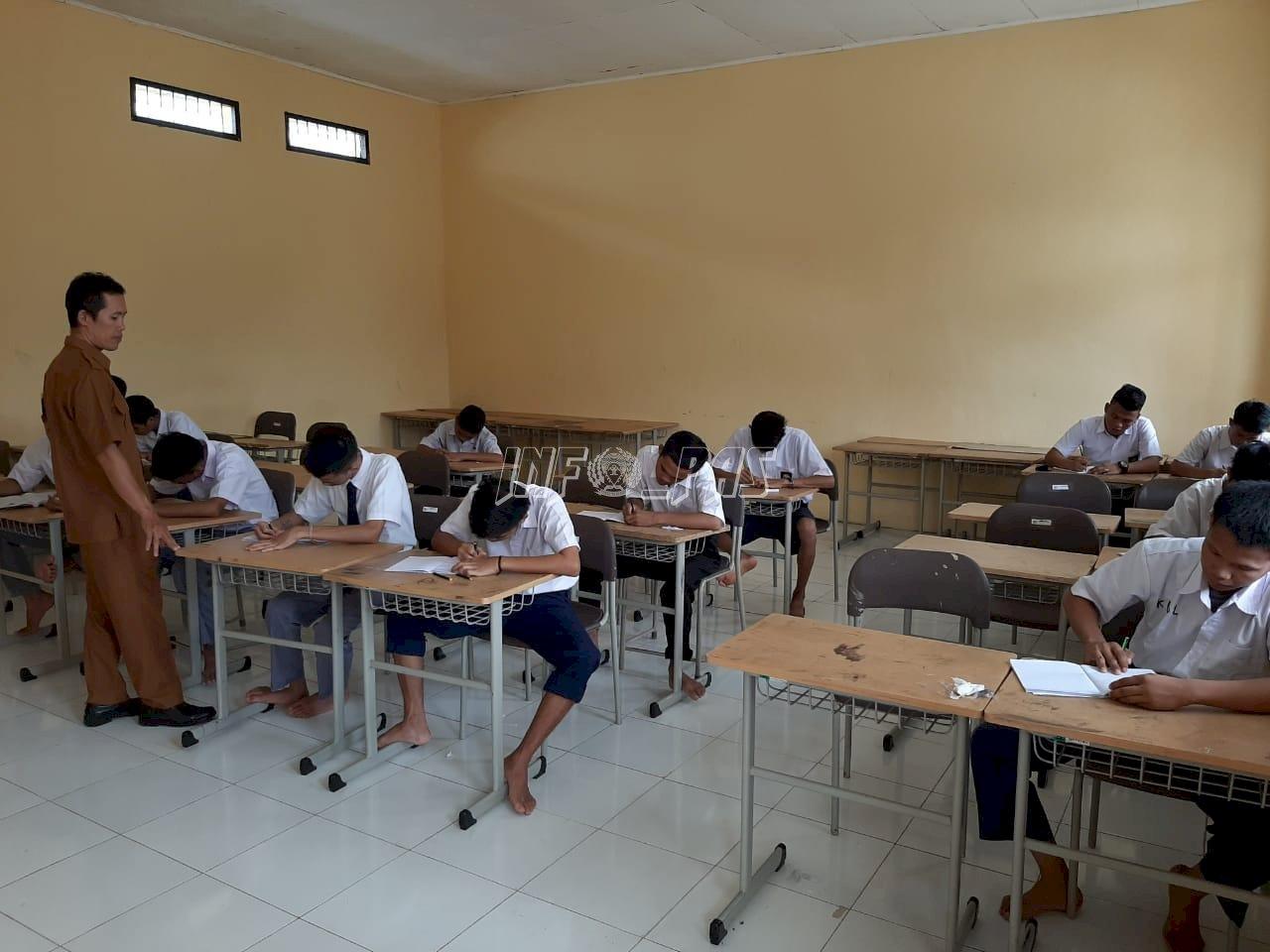 58 Anak LPKA Bandar Lampung Tetap Bersekolah