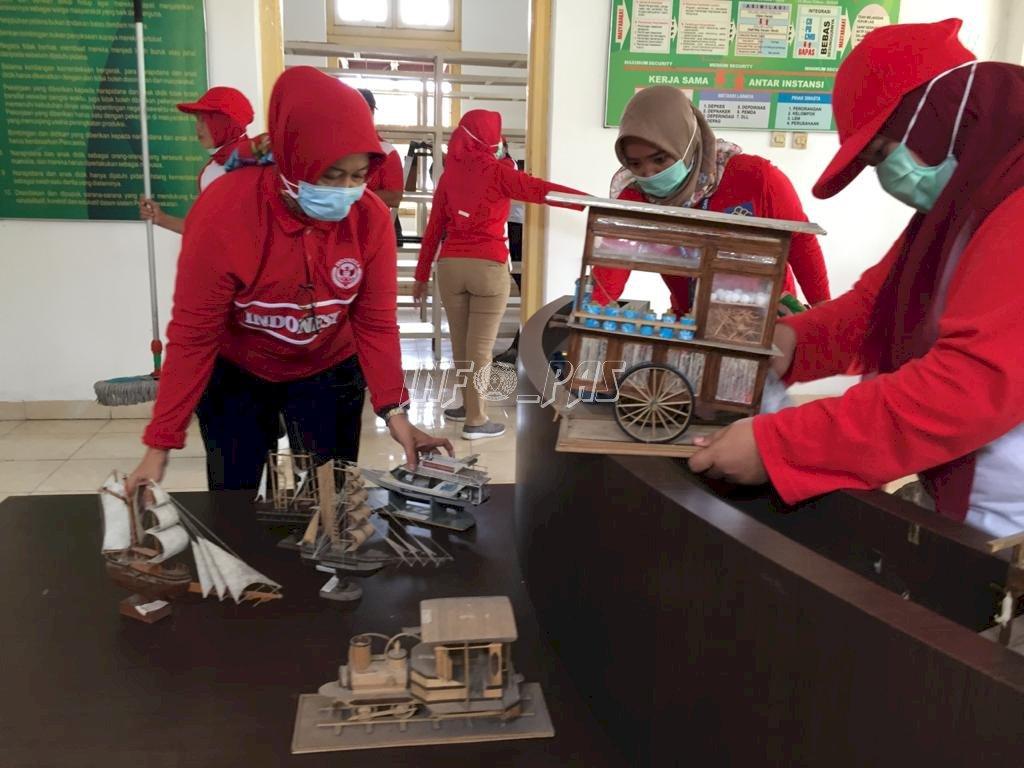Dikomandoi Kadiv PAS DIY, Pasukan Merah Putih Kembali Beraksi