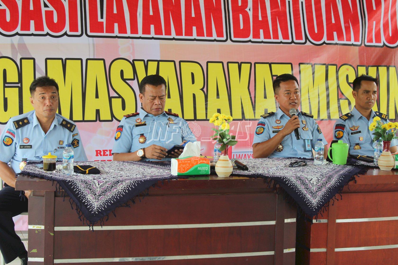 Regu Pengamanan Lapas Cilegon Diharapkan Jadi Garda Terdepan Kamtib WBP