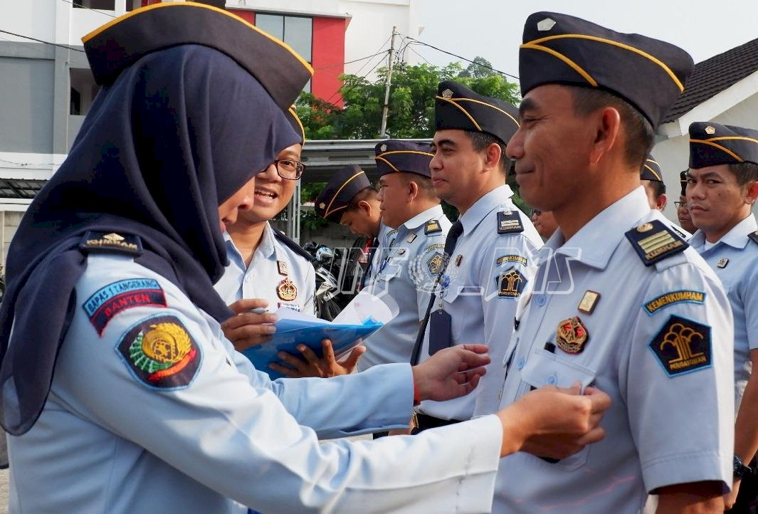 Tim Was In Sidak Petugas Bapas Tangerang