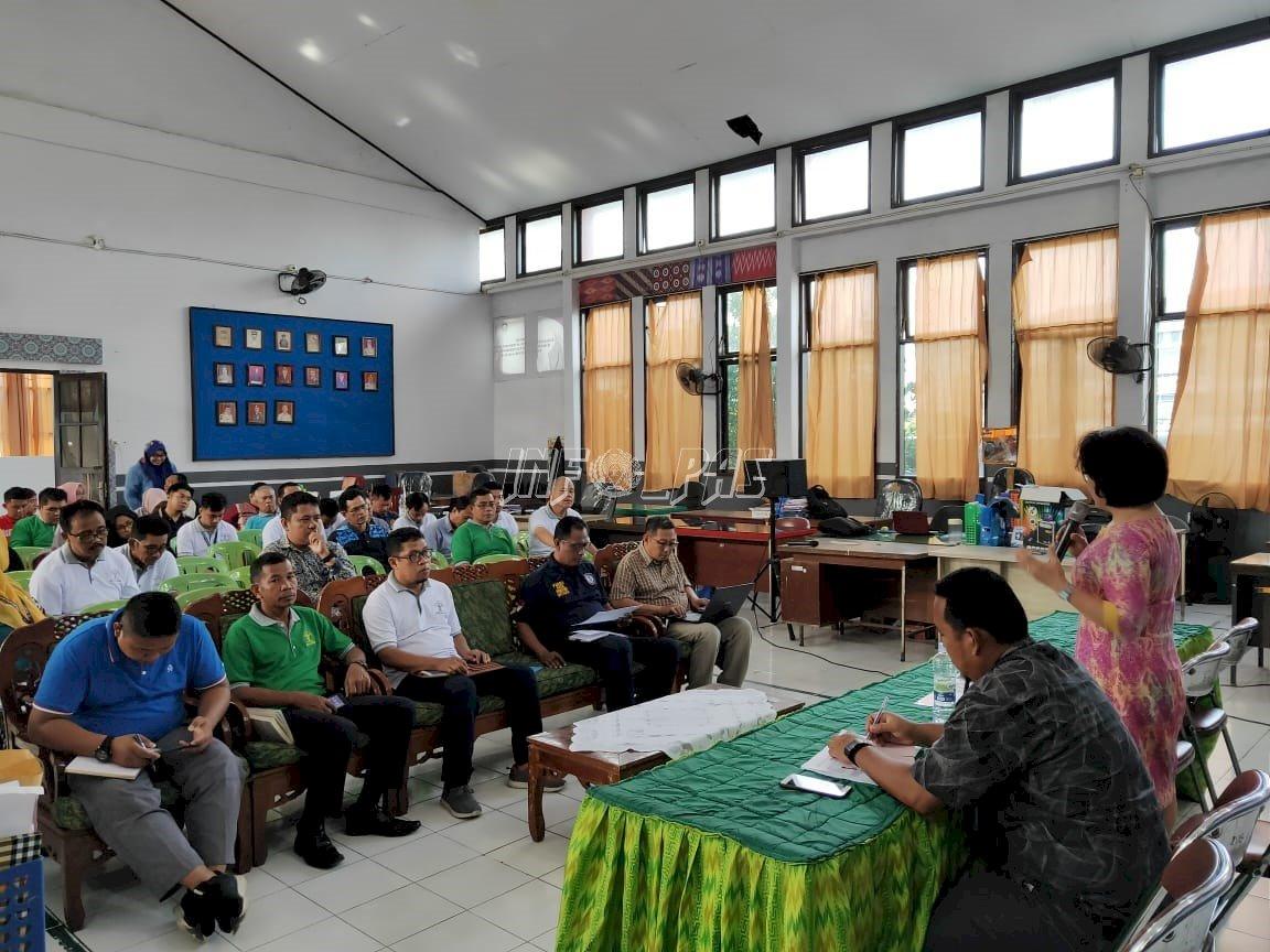 Bapas Makassar Ubah Mindset Petugas Demi Raih WBK/WBBM