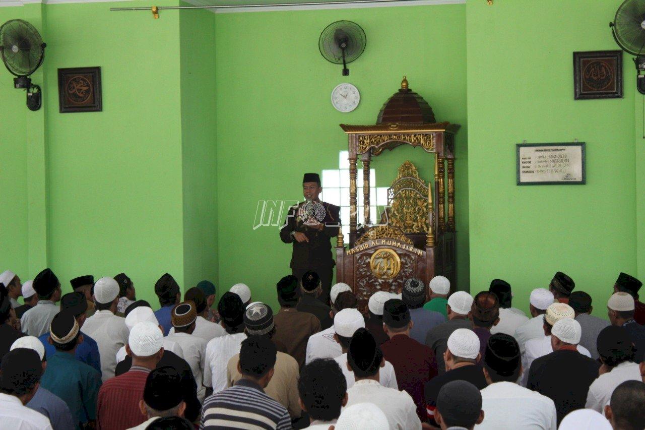 Kalapas Cilegon Ajak WBP Salurkan Energi Positif & Jaga Kamtib